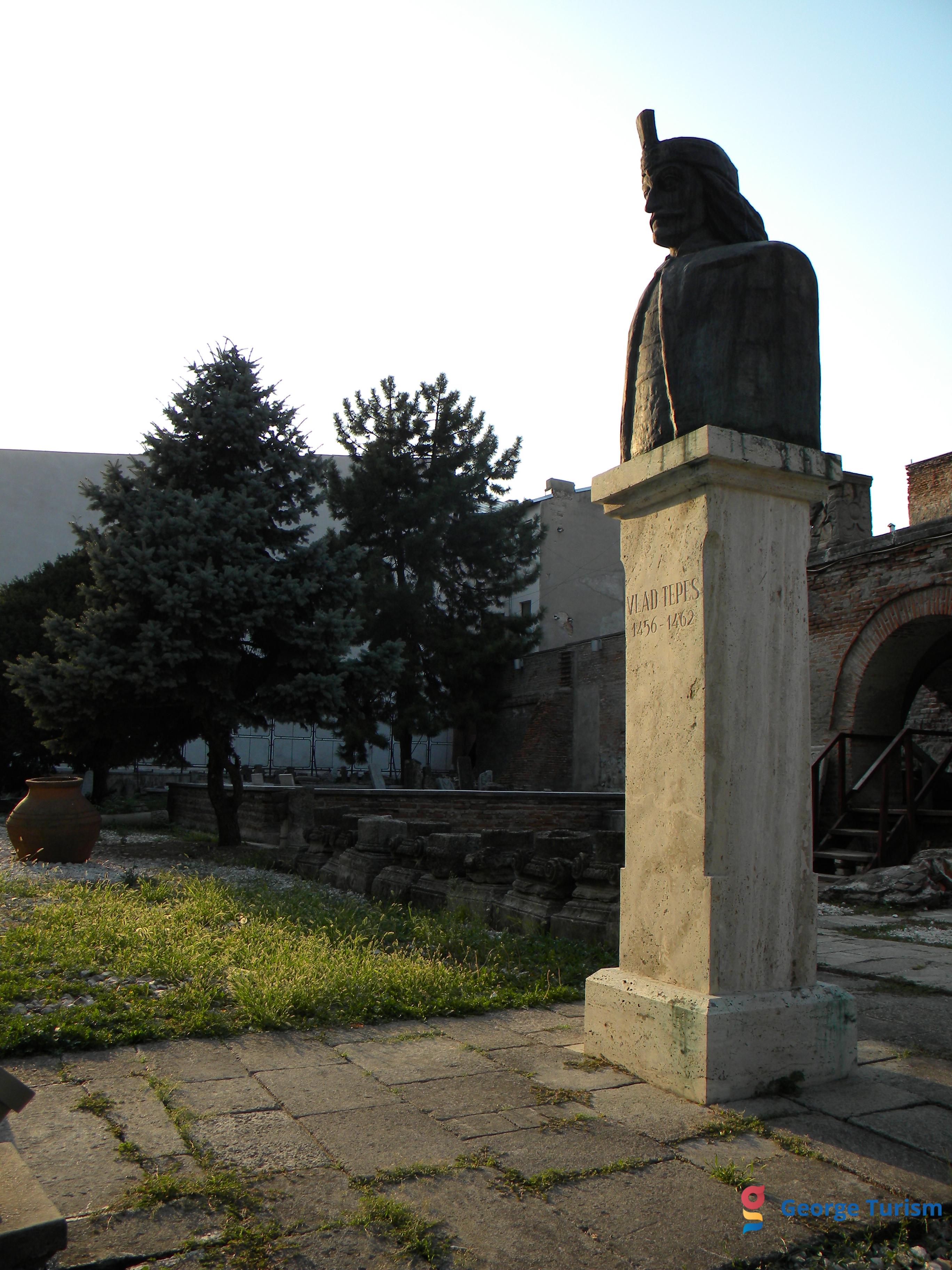 Bukarest - Vlad der Pfähler