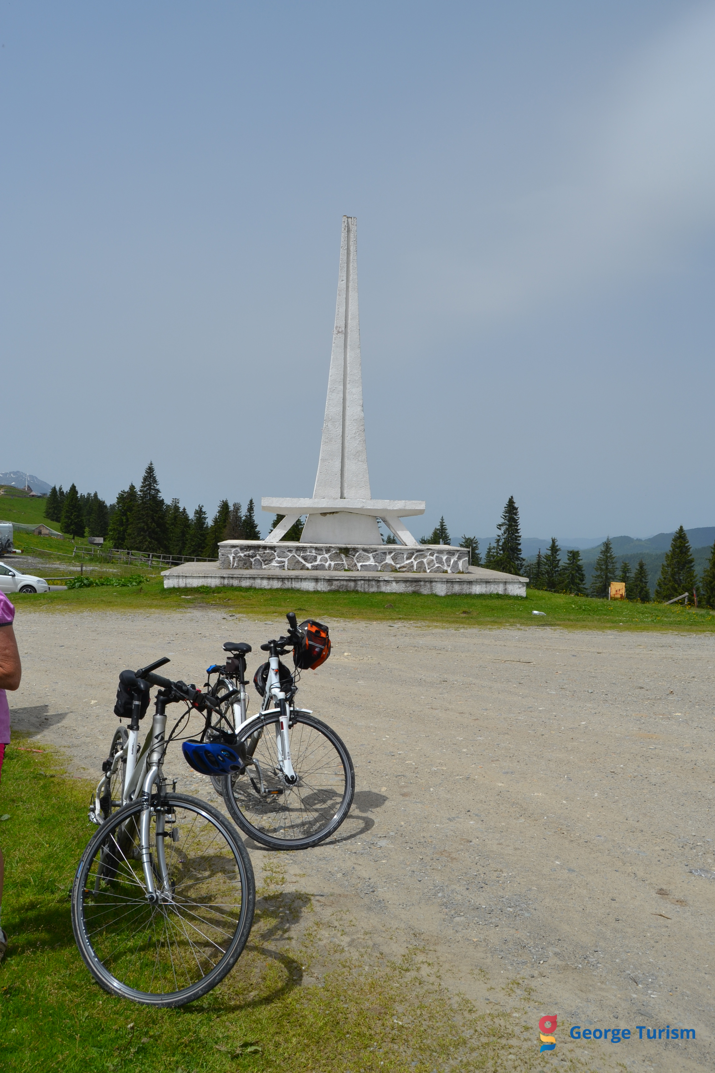 Am Prislop Pass
