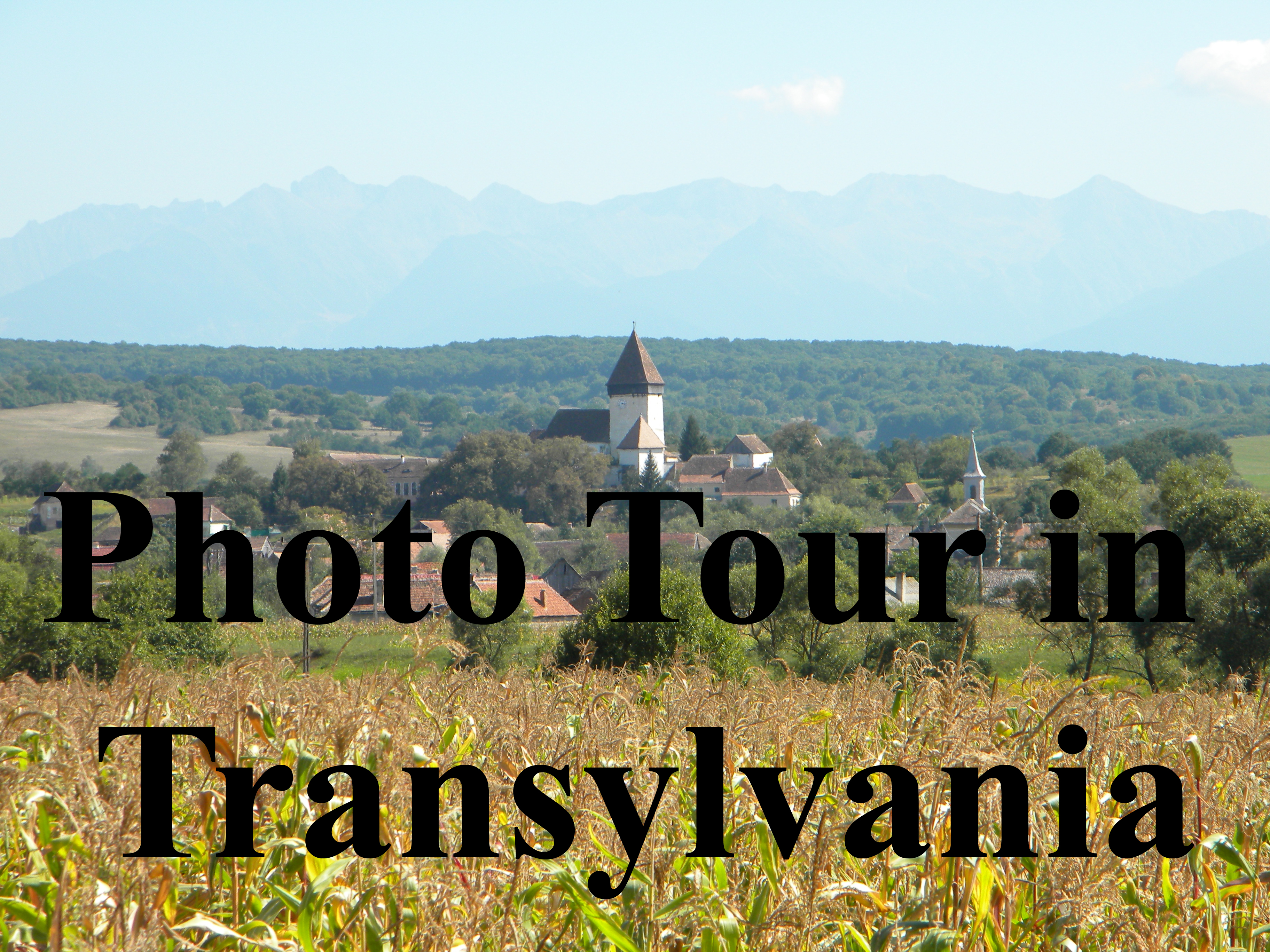 Photo Tour in Transylvania
